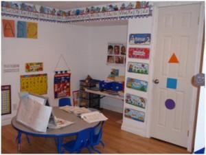 Preschool/Craft area